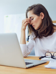 Coaching stress & burn-out